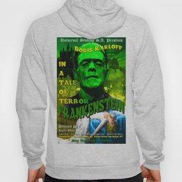 Frankenstein Movie Boris Karloff Hoody