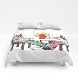 Hard-workers Comforters