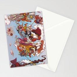 Giudizi universali Stationery Cards
