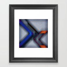 PJD/9x Framed Art Print