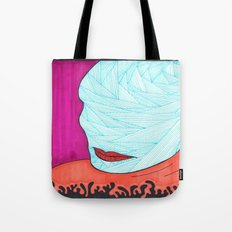 All About the Lips 7 Tote Bag