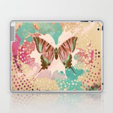 The Butterfly Experiment Laptop & iPad Skin