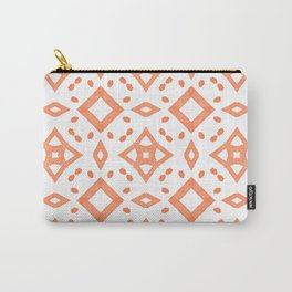 PATTERN 88 - BLOOMING DAHLIA Carry-All Pouch