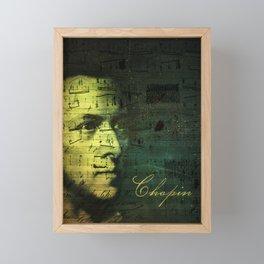 Frederic Chopin Framed Mini Art Print