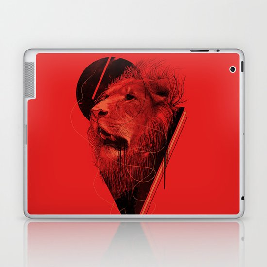 Hunger Strike Laptop & iPad Skin