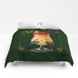 Food Series - Trinidad Cobbler Comforters