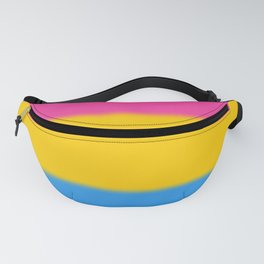 Pansexual Pride Flag Fanny Pack