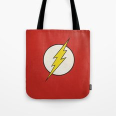 Flash Minimalist  Tote Bag