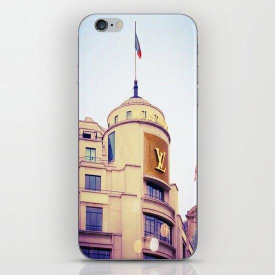 Vuitton iPhone & iPod Skin