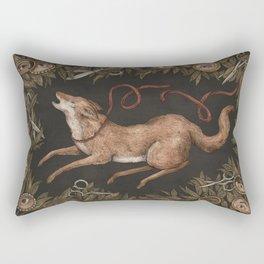 The Escape Rectangular Pillow