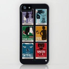 Bond #4 iPhone Case