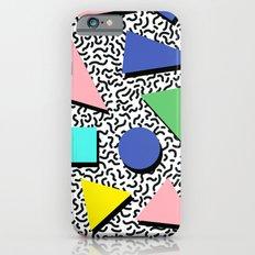 Memphis pattern 5 iPhone 6 Slim Case