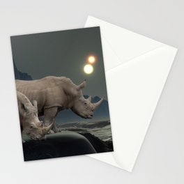 Giants Stationery Cards