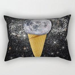 MOON ICE CREAM Rectangular Pillow