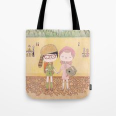 moonrise kingdom Tote Bag