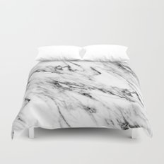 Classic Marble Duvet Cover