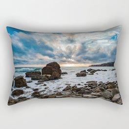 Desolate Beauty Rectangular Pillow