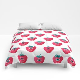 Cry Berry Pattern Comforters