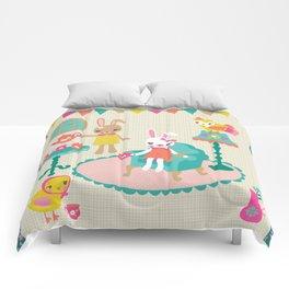 Tea Party Comforters