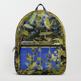 Akseli Gallen-Kallela - Wild Angelica - Digital Remastered Edition Backpack