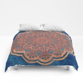 Dusty Mandala - LaurensColour Comforters