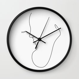 Missing Wall Clock