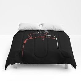 Devil's Heartbeat Comforters