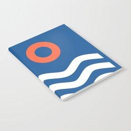 Nautical 03 Seascape Notebook