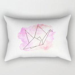 Grue Origami Rectangular Pillow
