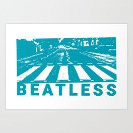 Beatless Art Print