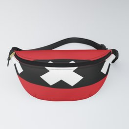 flag of Amsterdam Fanny Pack