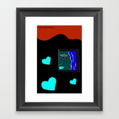 Alice I Framed Art Print