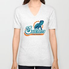 Bay Harbor Butchers Unisex V-Neck