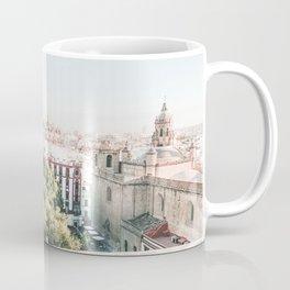 Sevilla Metropol Parasol Photo | Sevilla Travel Photography | Metropol Parasol Coffee Mug