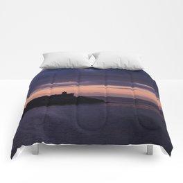 Deba sunset Comforters