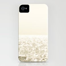 Sea and Sky Ombre iPhone (4, 4s) Slim Case