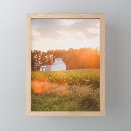 Heartland Framed Mini Art Print