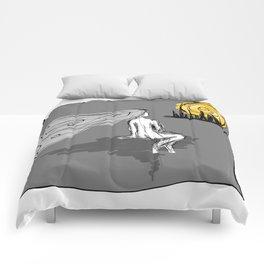 City Tonight Comforters