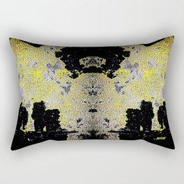 Talus Tendril Rectangular Pillow