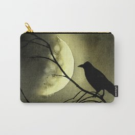 Crow Moon Carry-All Pouch
