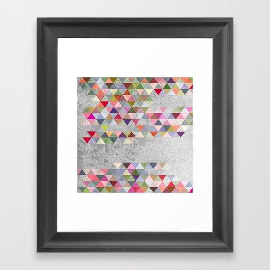 Colorful 1 Framed Art Print
