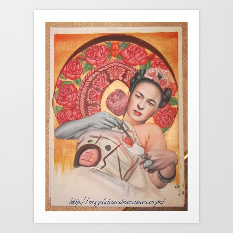 Art frida kahlo Frida Kahlo,