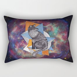 Space Zorritone Rectangular Pillow