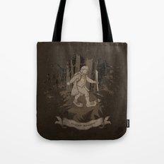 Bigfoot Baggins Tote Bag