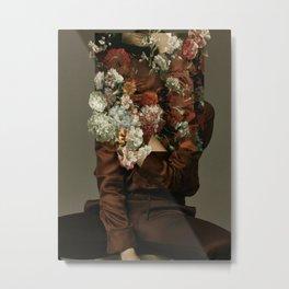 Abducent Reflection | Kai Metal Print
