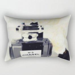 Black and White Coco Rectangular Pillow