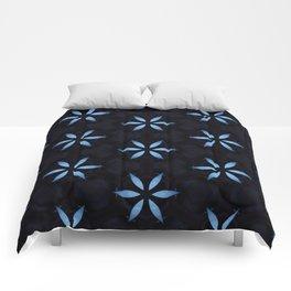 Big Blue Star Comforters