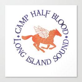 camp half blood logo Canvas Print