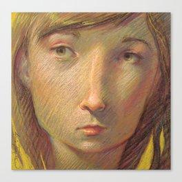 """Stylized"" Canvas Print"