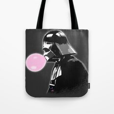 Bubblegum bubble - Vader Style Tote Bag